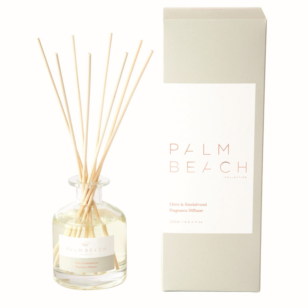 PALM BEACH: Diffuser - Clove & Sandalwood