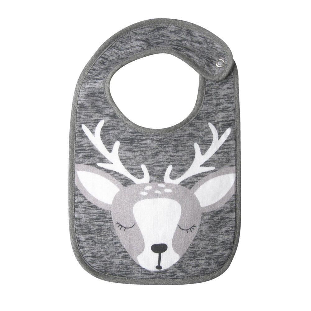 MISTER FLY: Bib - Grey Deer