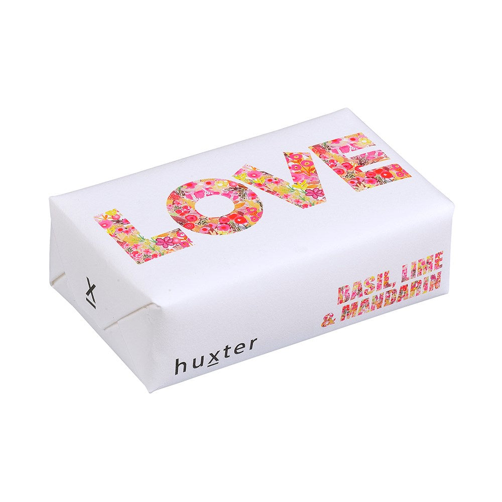 HUXTER: Soap - Love Floral