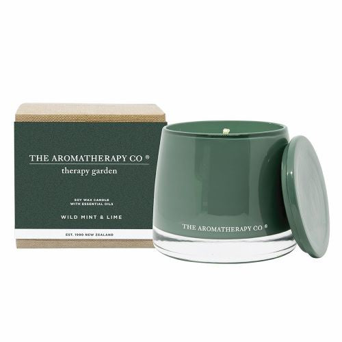 THE AROMATHERAPY CO: Therapy Garden - Candle