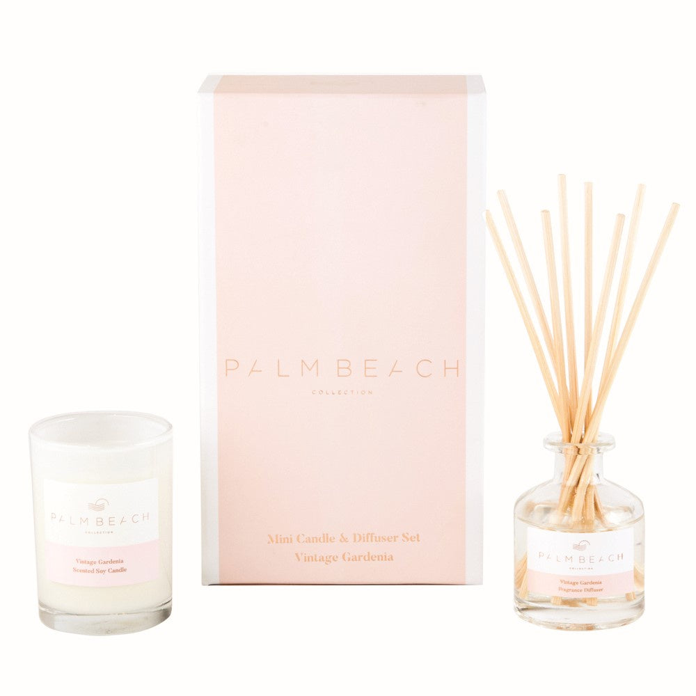 PALM BEACH: Gift Pack - Vintage Gardenia