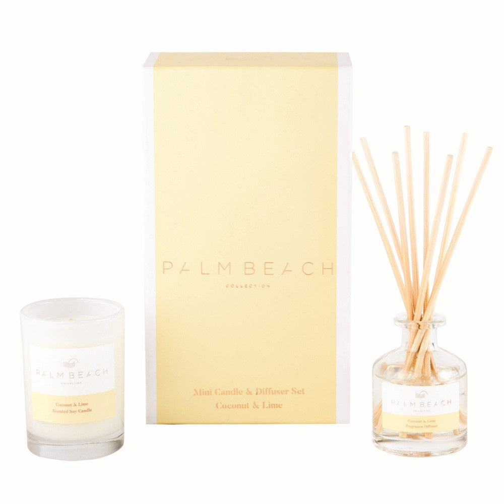PALM BEACH: Gift Pack - Coconut & Lime