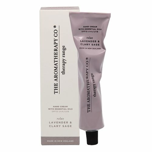 THE AROMATHERAPY CO: Therapy Hand Cream - Relax