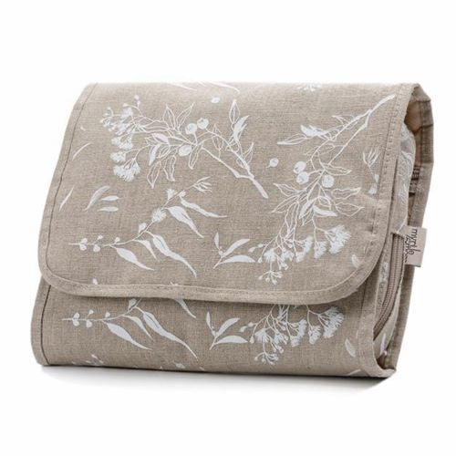 MYRTLE & MOSS: Bathroom Bag - Large