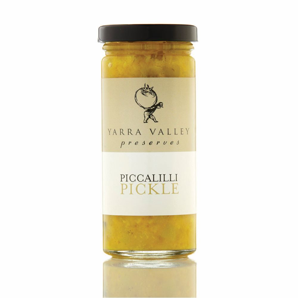 YARRA VALLEY GOURMET FOODS: Piccalilli Pickles