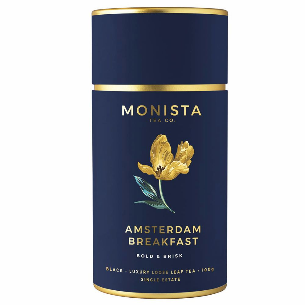 MONISTA TEA CO: Amsterdam Breakfast