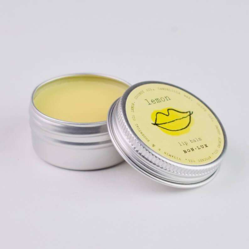 BON LUX: Lip  Balm - Lemon