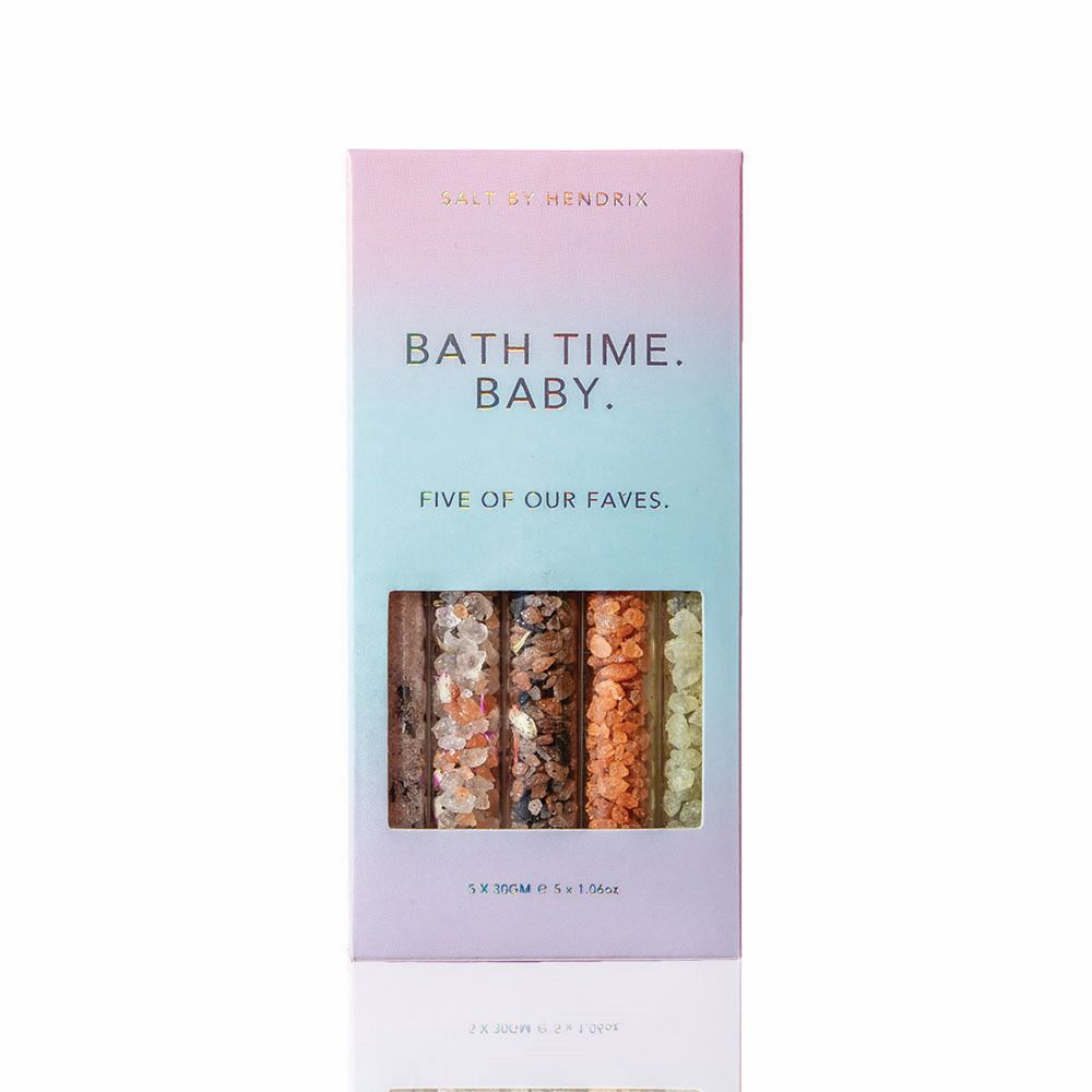SALT BY HENDRIX: Bath Time Baby