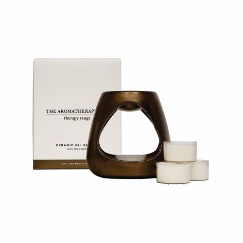 THE AROMATHERAPY CO: Ceramic Oil Burner