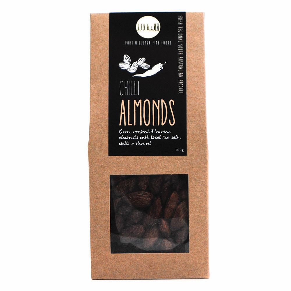 PORT WILLUNGA FINE FOODS: Chilli Almonds