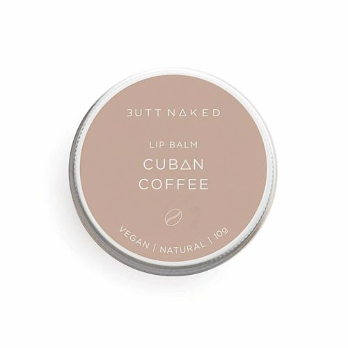 BUTT NAKED: Lip Balm - Cuban Coffee