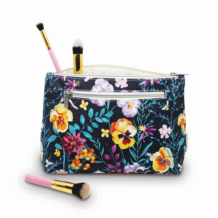 TONIC: Cosmetic Bag - Large / Evening Bloom