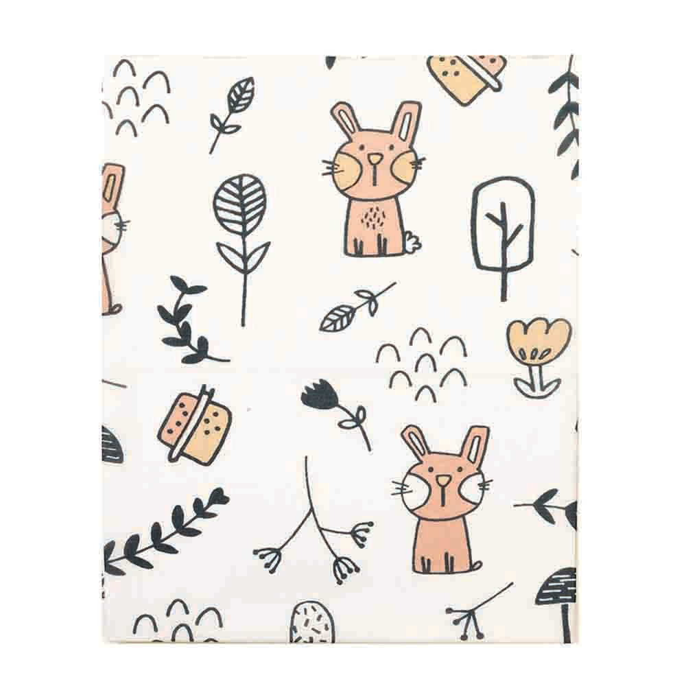 INDUS: BABY WRAP - BUNNY