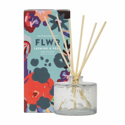 THE AROMATHERAPY CO: FLWR Diffuser - Jasmine & Pear