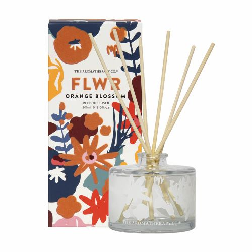 THE AROMATHERAPY CO: FLWR Diffuser - Orange Blossom