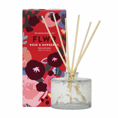 THE AROMATHERAPY CO: FLWR Diffuser - Rose & Dewberry