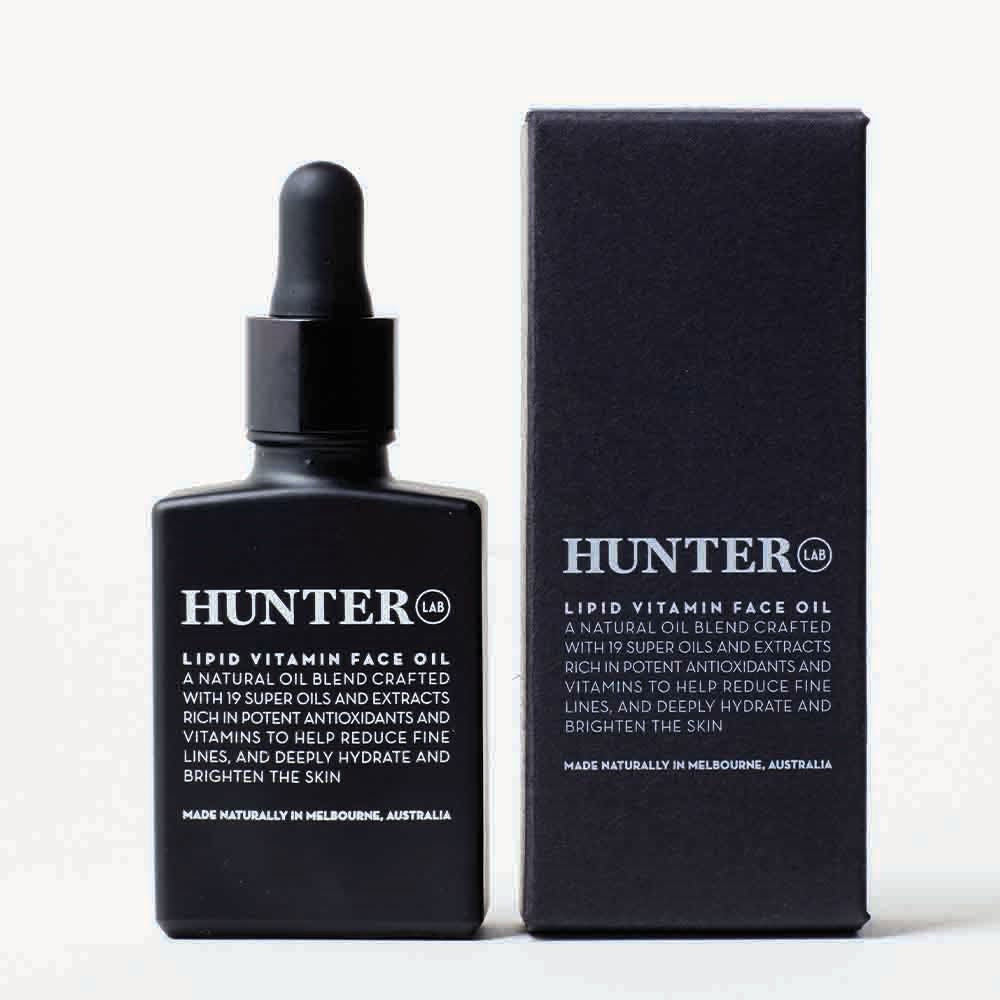 HUNTER LAB: Lipid Vitamin Face Oil