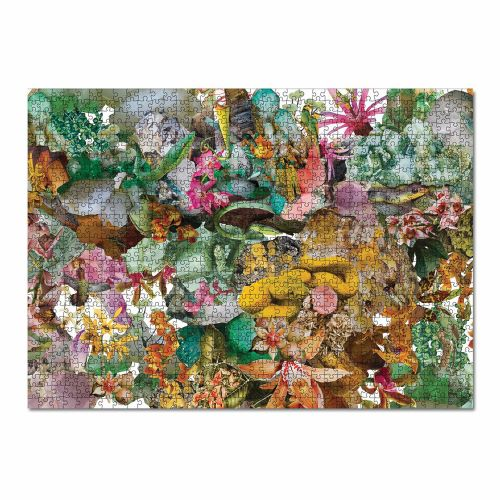 JOURNEY OF SOMETHING: 1000 Piece Puzzle - Flora