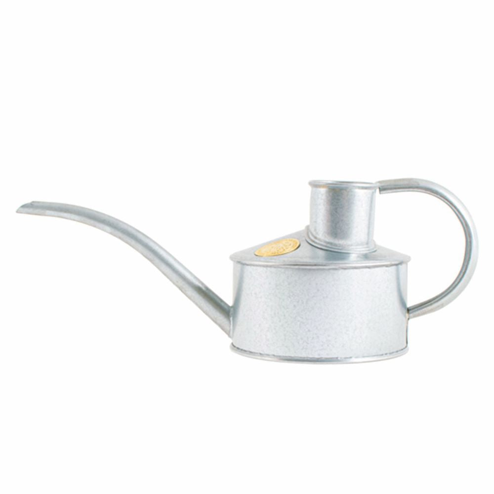 HAWS: Indoor Watering Can - Galvanised 0.5L