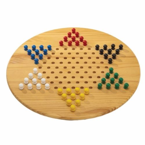 JENJO GAMES: Giant Chinese Checkers