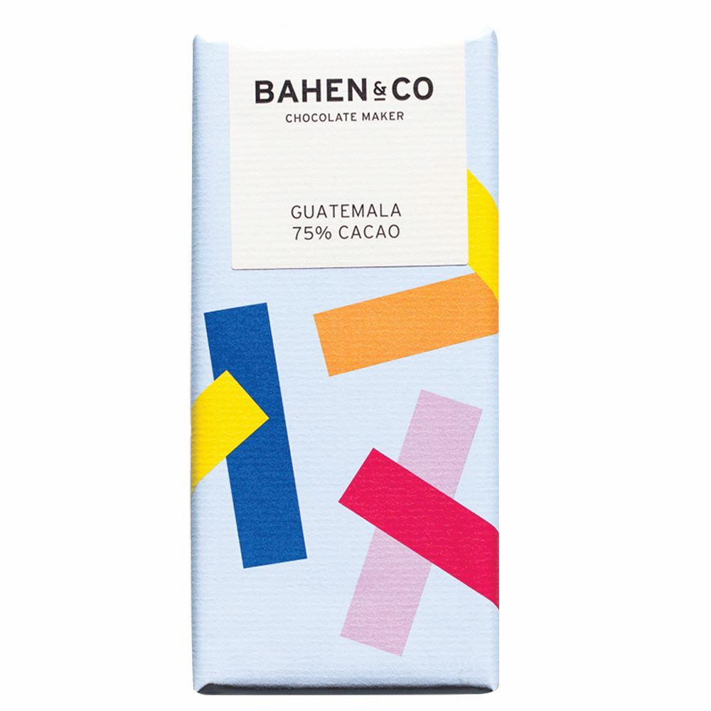 BAHEN & CO CHOCOLATE: Guatemala