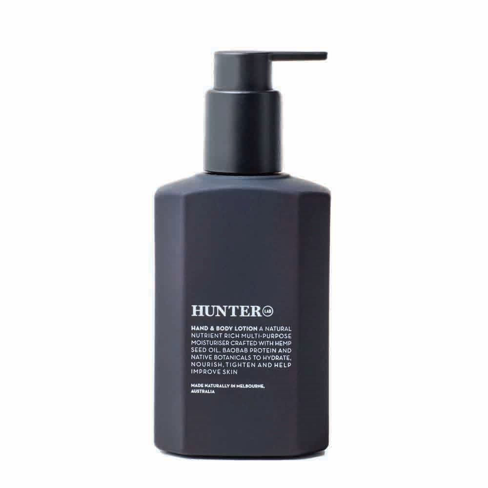 HUNTER LAB: Hydrating Hand & Body Lotion