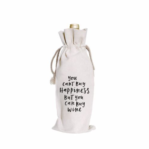IN THE DAYLIGHT: Wine Bag - Happiness