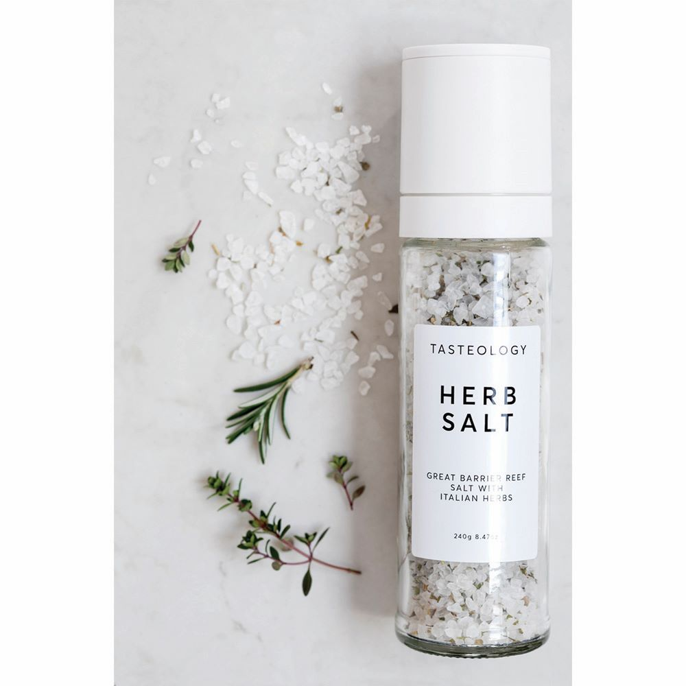 TASTEOLOGY: Great Barrier Reef Herb Salt