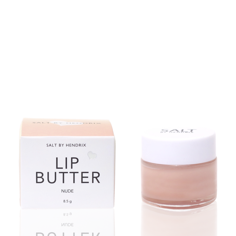 SALT BY HENDRIX: Lip Butter - Nude