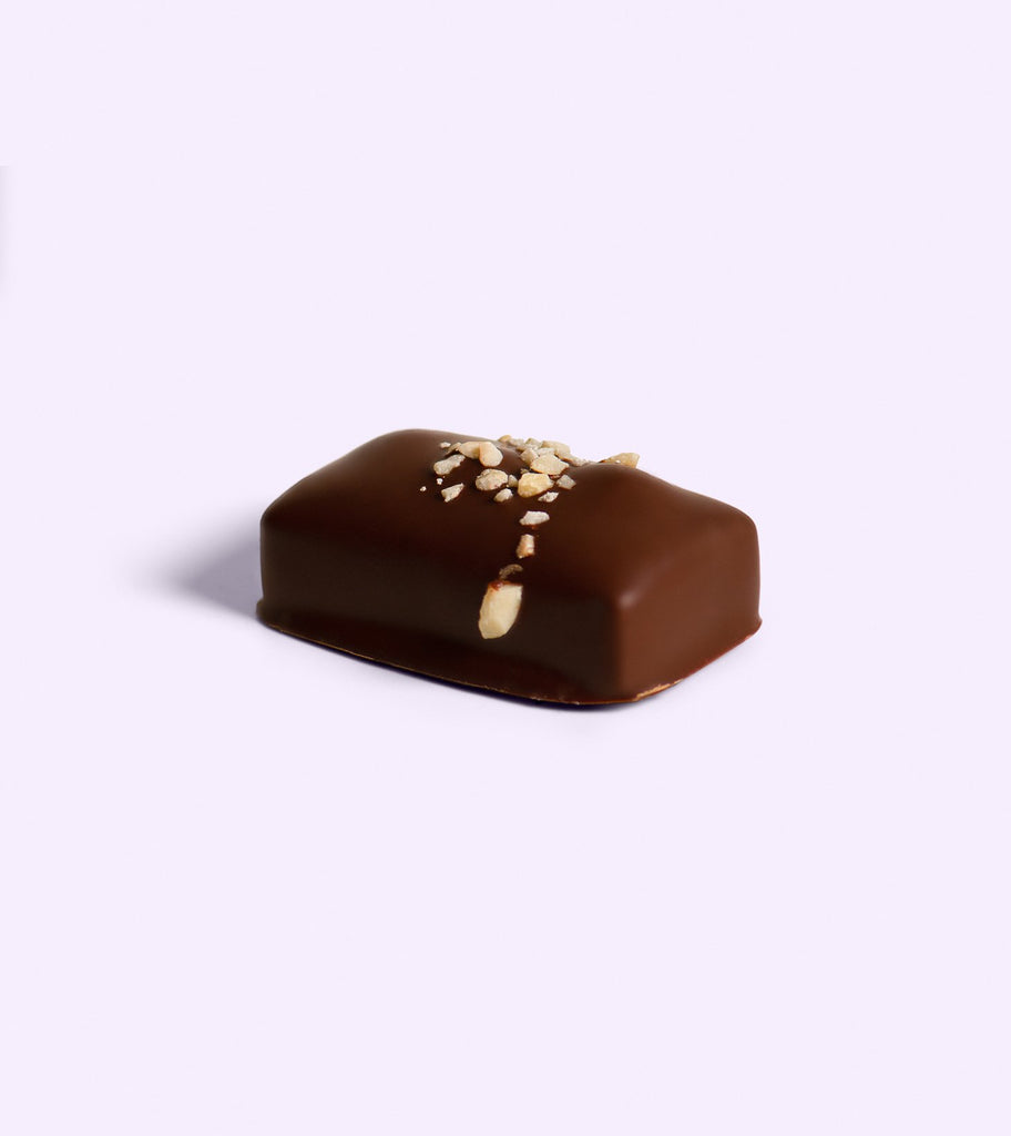 LOCO LOVE CHOCOLATE: Hazelnut Praline