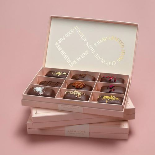 LOCO LOVE CHOCOLATE: Lover's Gift Box
