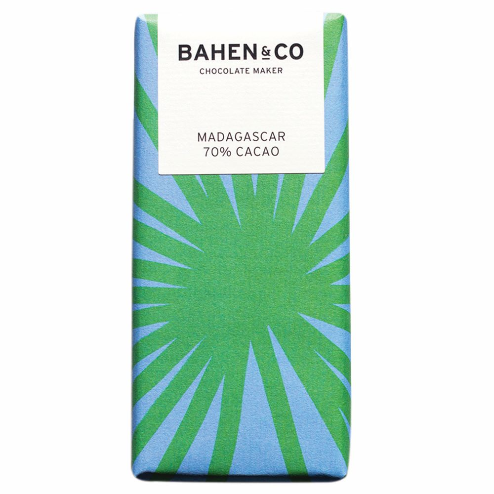 BAHEN & CO CHOCOLATE: Madagascar