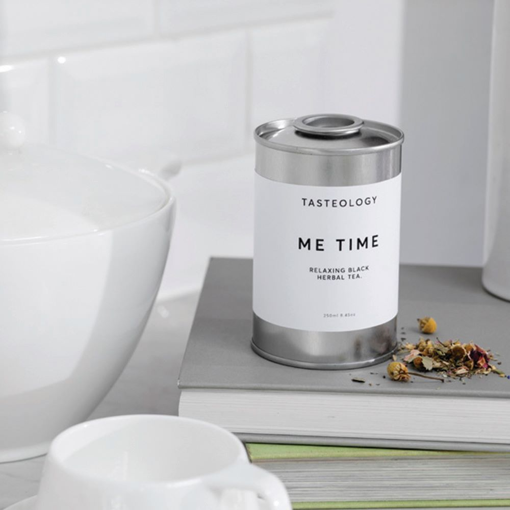 TASTEOLOGY: Me Time Tea