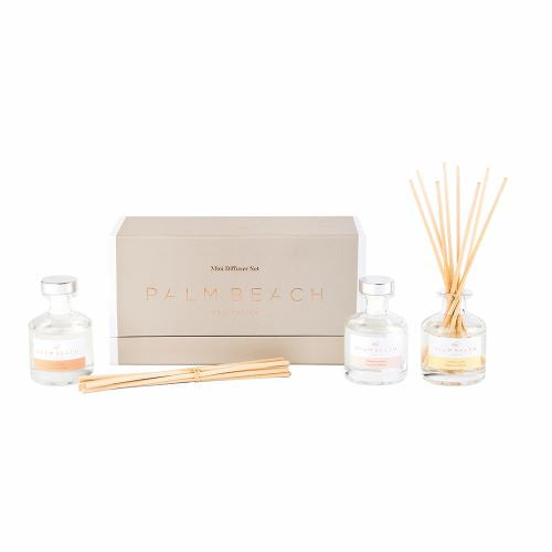 PALM BEACH: Gift Pack - Trio Mini Diffusers