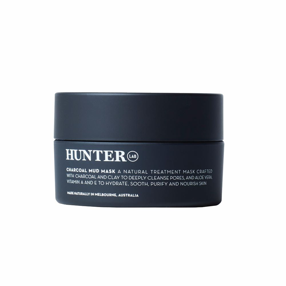 HUNTER LAB: Charcoal Mud Mask
