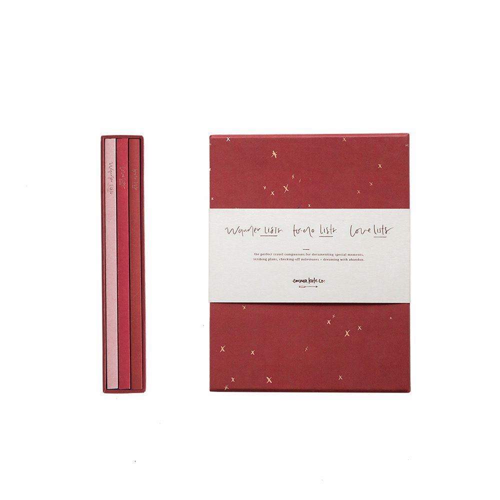 EMMA KATE CO: Notebook Set