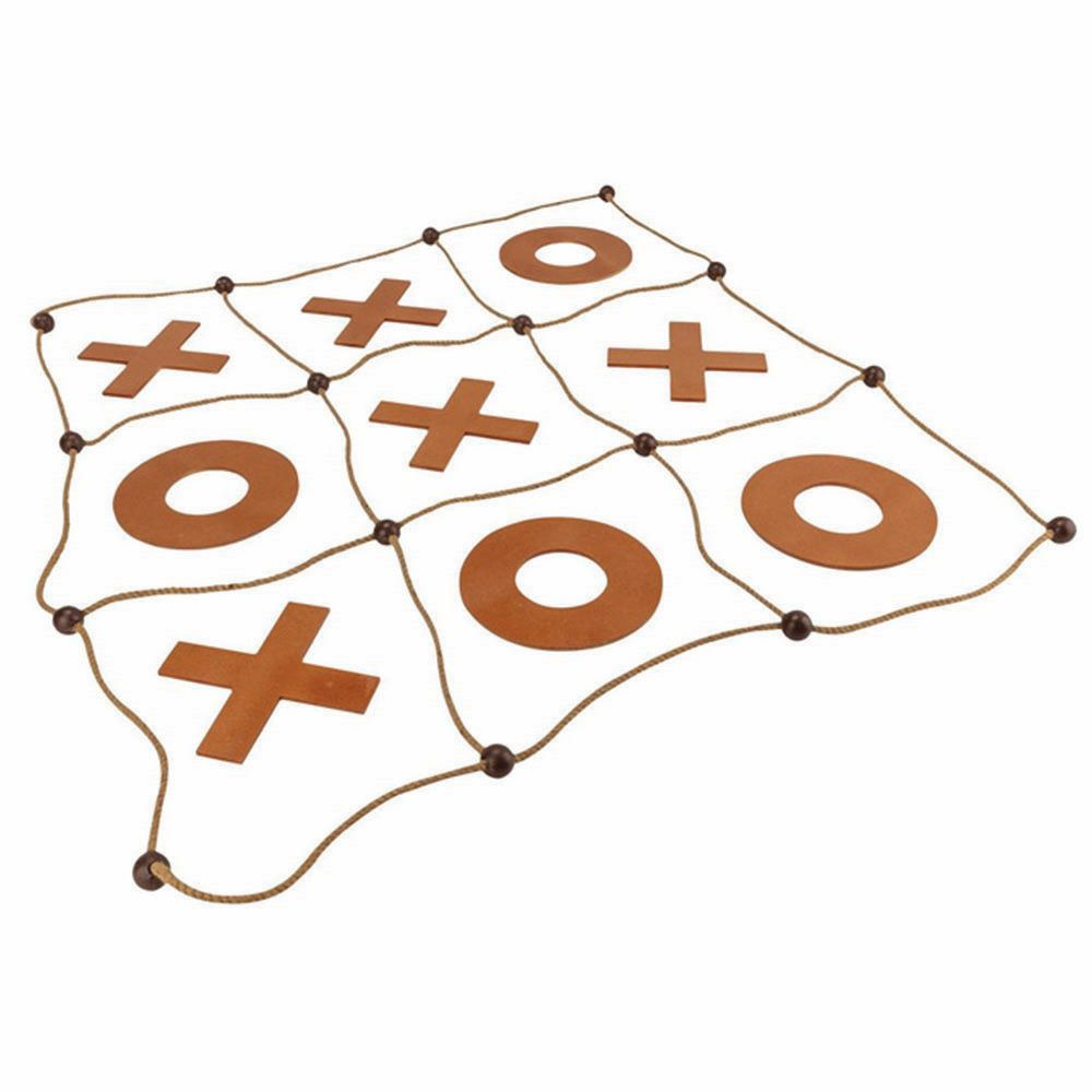 JENJO GAMES: Giant Noughts & Crosses