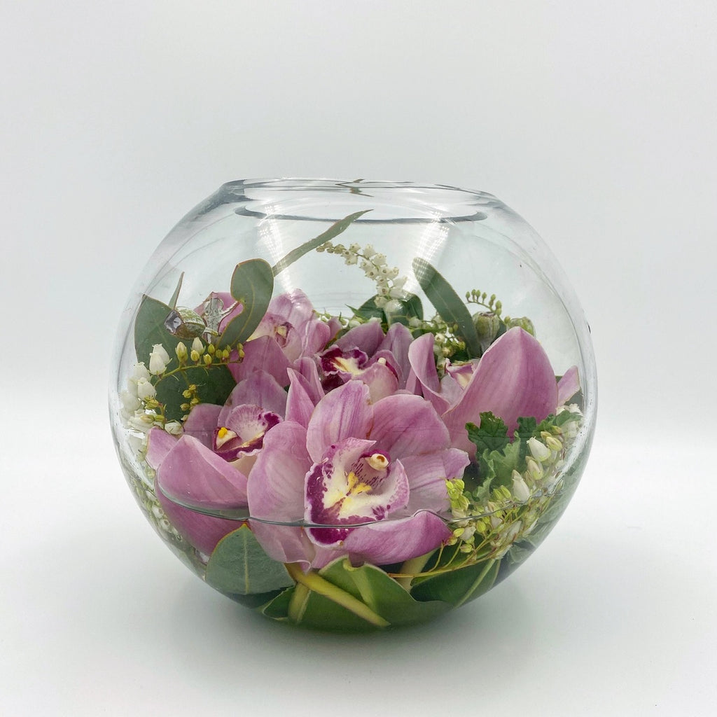 ORCHID BOWL: Soft & Pretty