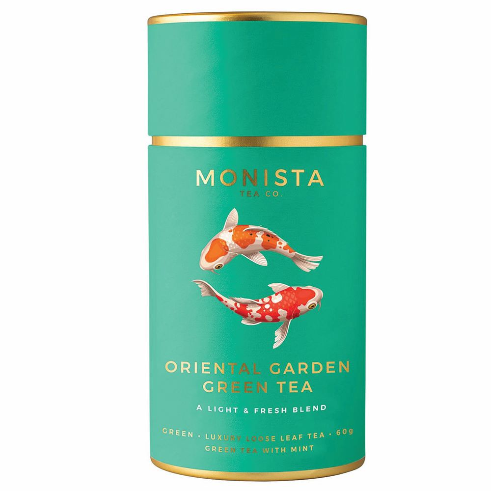 MONISTA TEA CO: Oriental Garden Green Tea