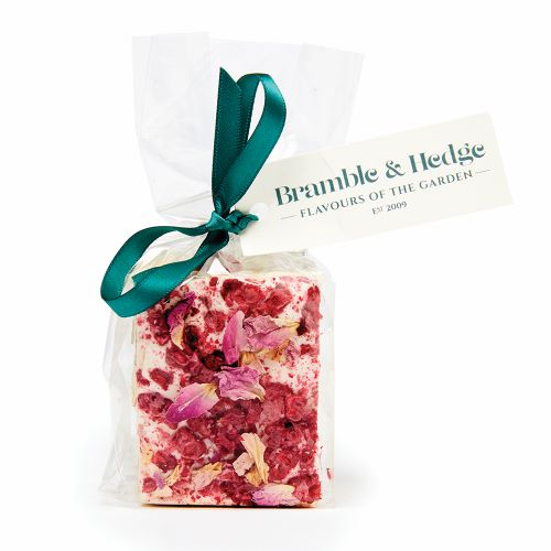 BRAMBLE & HEDGE: Nougat - Wild Raspberry & Vanilla Bean