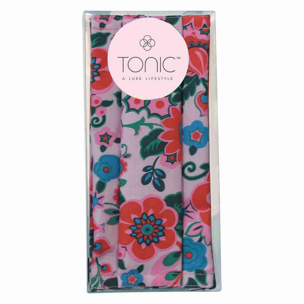 TONIC: Face Mask - Retro Floral