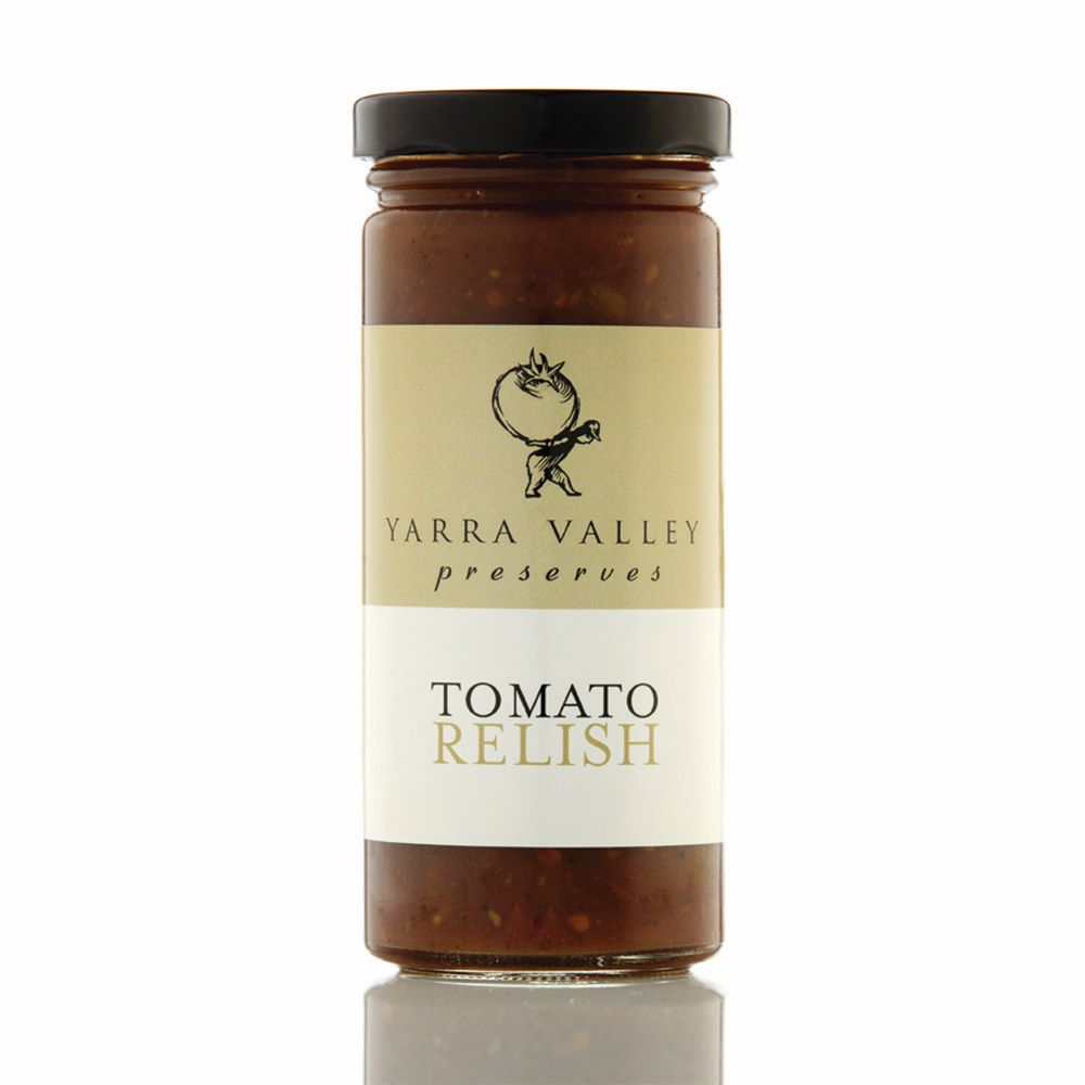 YARRA VALLEY GOURMET FOODS: Tomato Relish