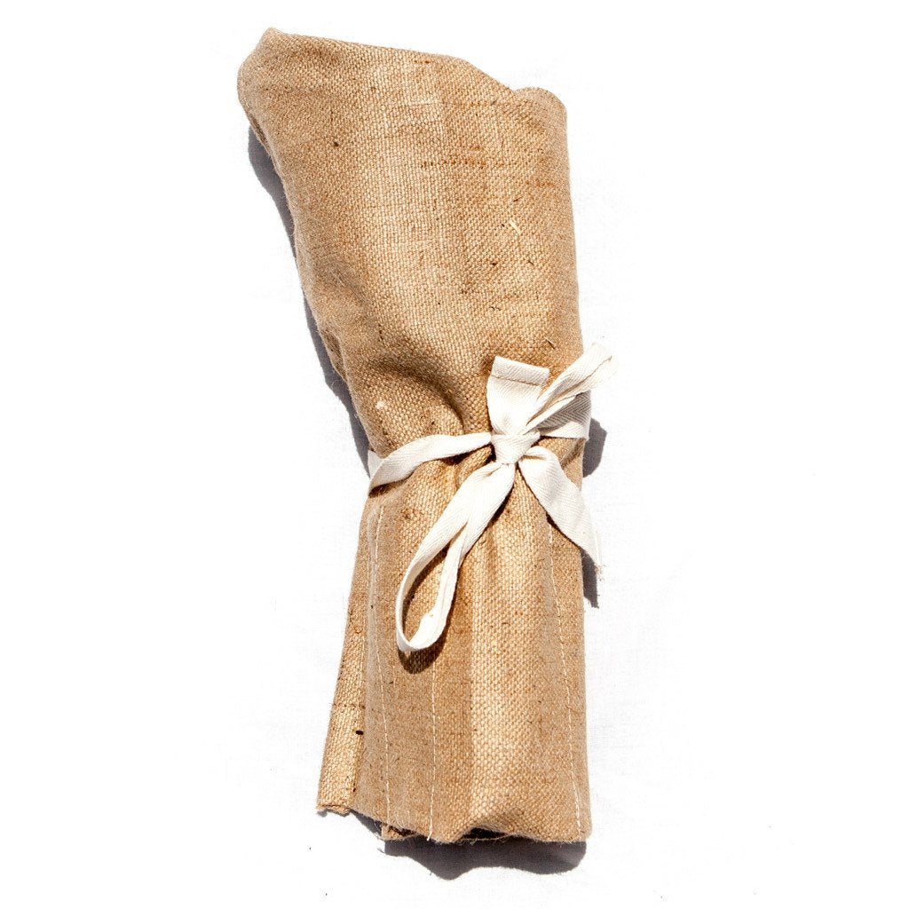 HEAVEN IN EARTH: HESSIAN TOOL ROLL