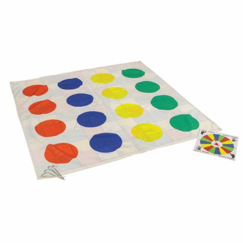 JENJO GAMES: GIANT SNAKES & LADDERS / TWISTER