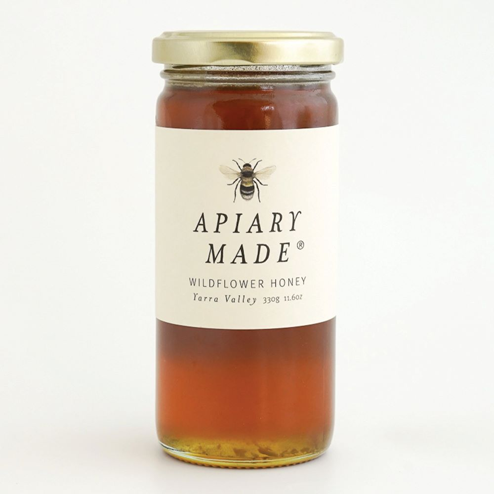 APIARY MADE: Wildflower Honey