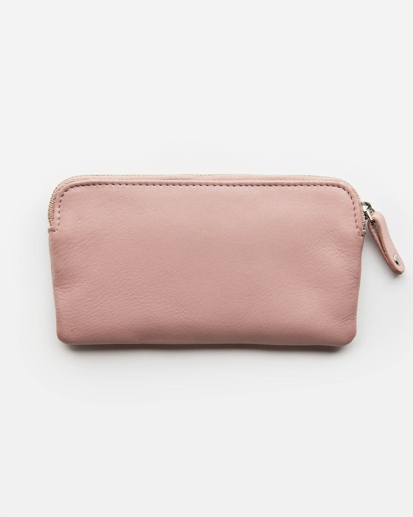 STITCH & HIDE: Lucy Pouch - Dusty Rose