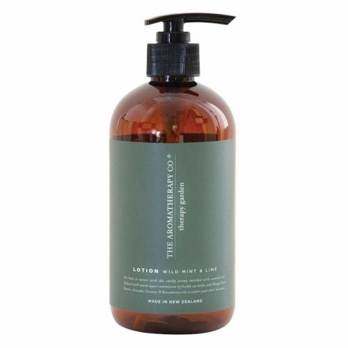 THE AROMATHERAPY CO: Therapy Garden - Hand & Body Lotion