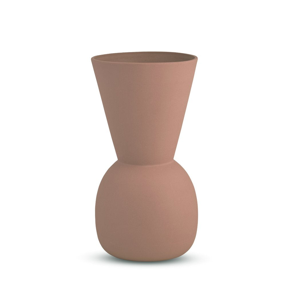 MARMOSET FOUND: Cloud Bell Vase Ochre (L)