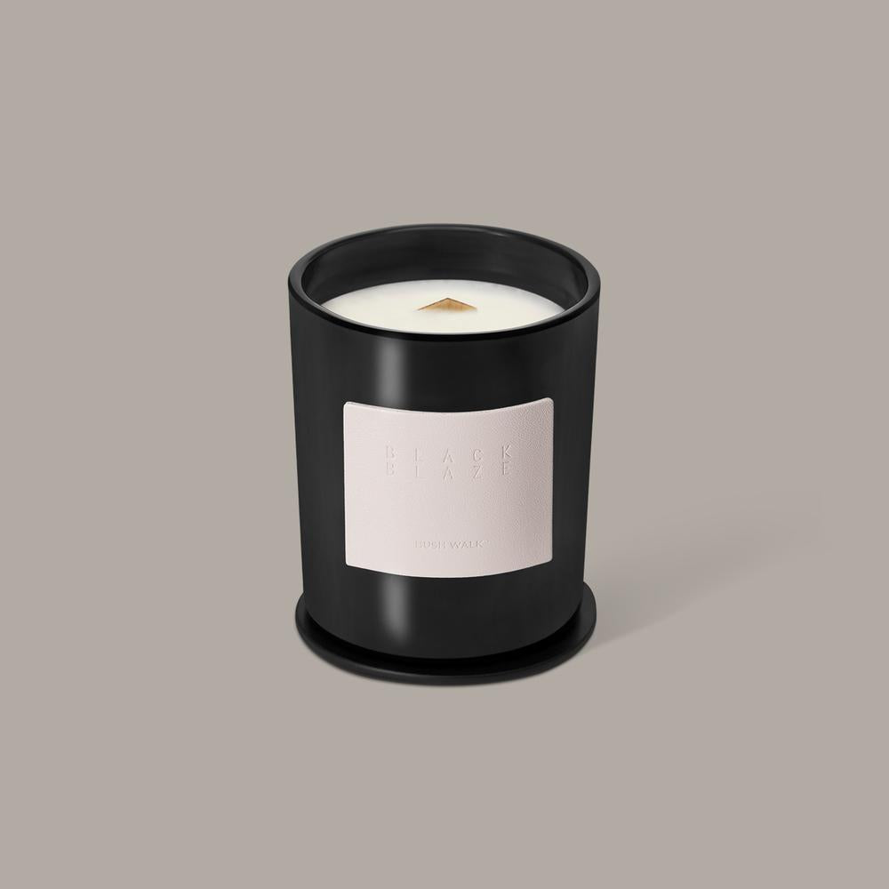 BLACK BLAZE: Scented Candle - Bush Walk