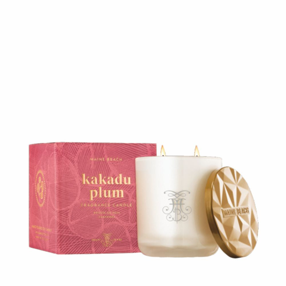 MAINE BEACH: Candle - Kakadu Plum
